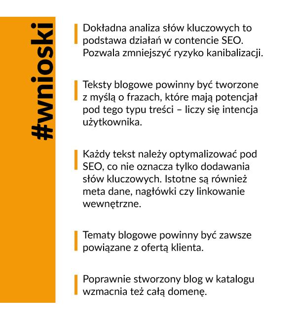 Case study Netia.pl – wnioski