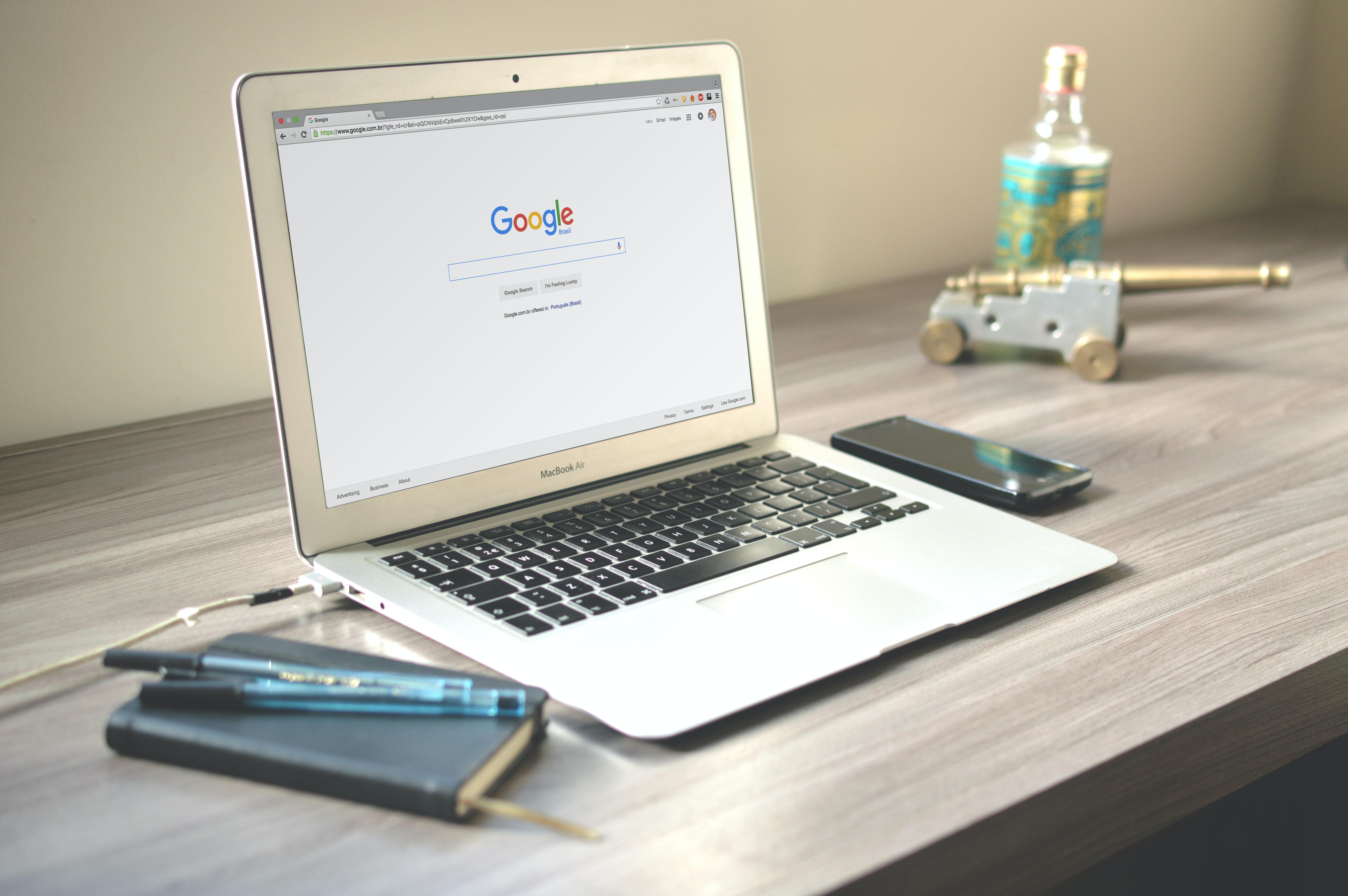 Firma i jej widoczność w Google