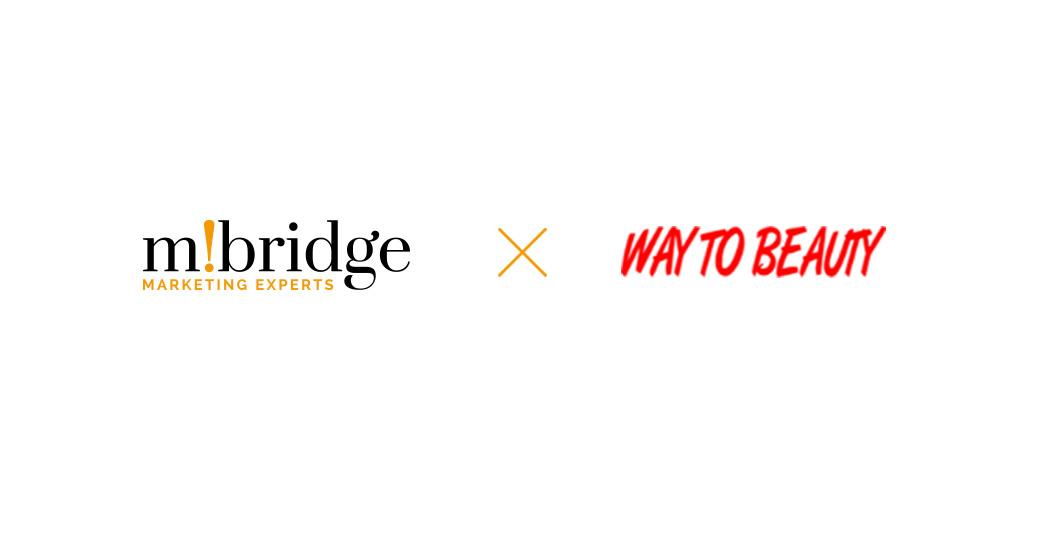 MBridge Marketing Experts podejmuje współpracę z drogerią online Way to Beauty